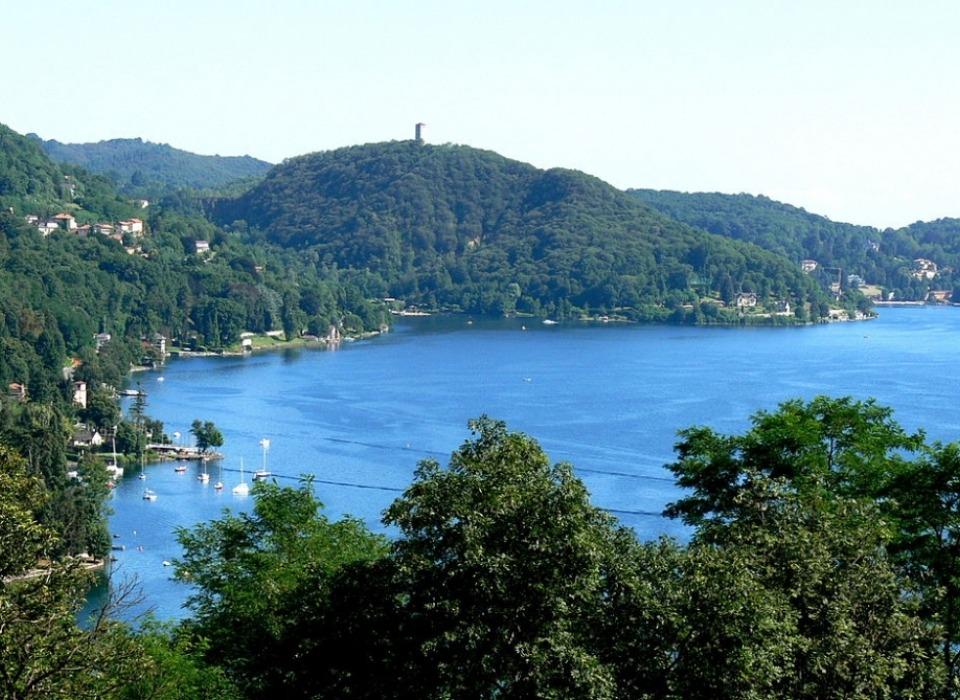 Jezero Lago d´Orta