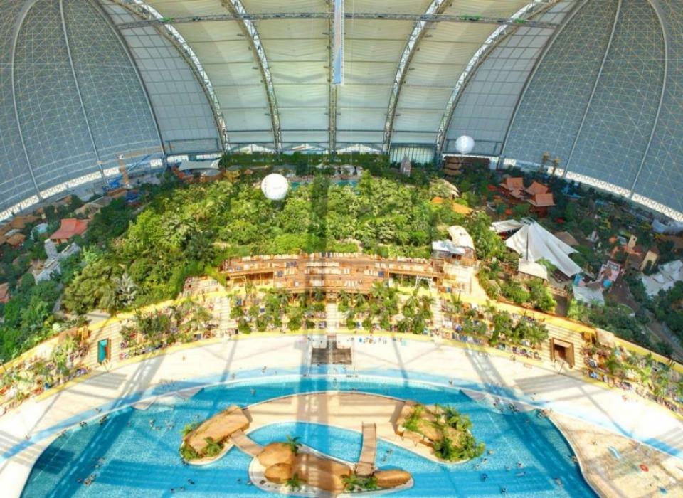 Tropical Islands - Aquapark