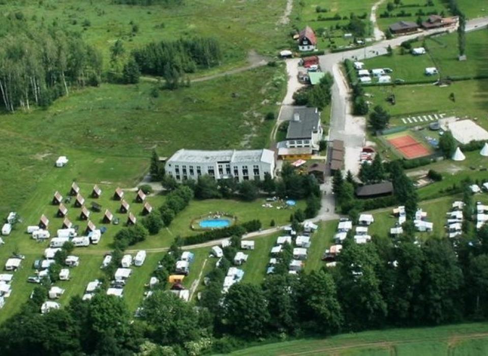 Eurocamping Holiday Park Liščí Farma - celoroční kemping
