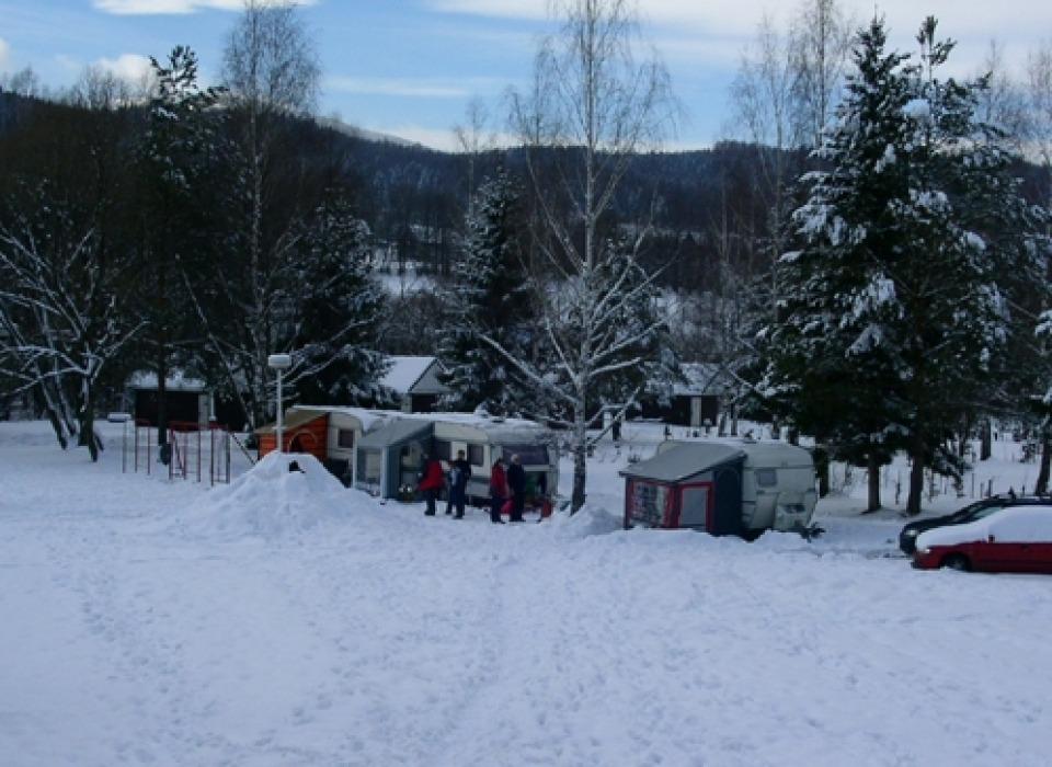 Camping Bobrovník - celoroční kemping