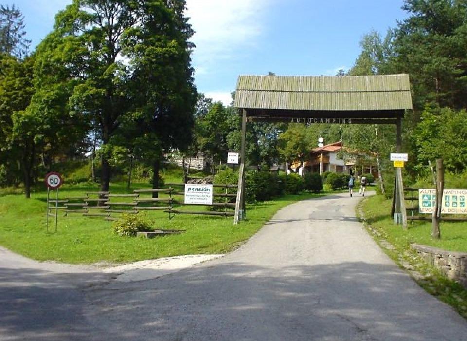 Camping Levoca Dolina - celoroční kemping