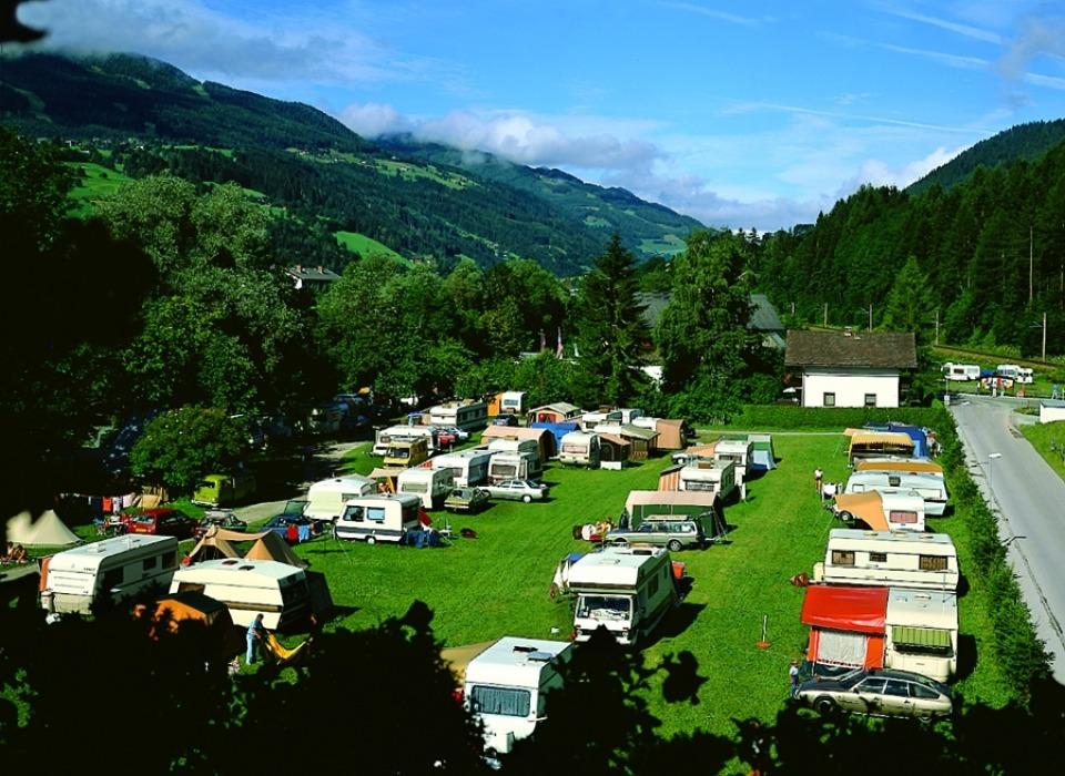 Camping Zirngast - celoroční kemping