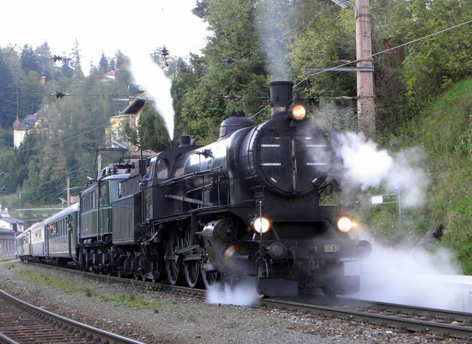 Železnice Semmering