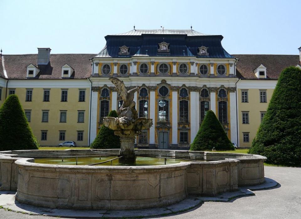 Augistiniánský klášter St Florian