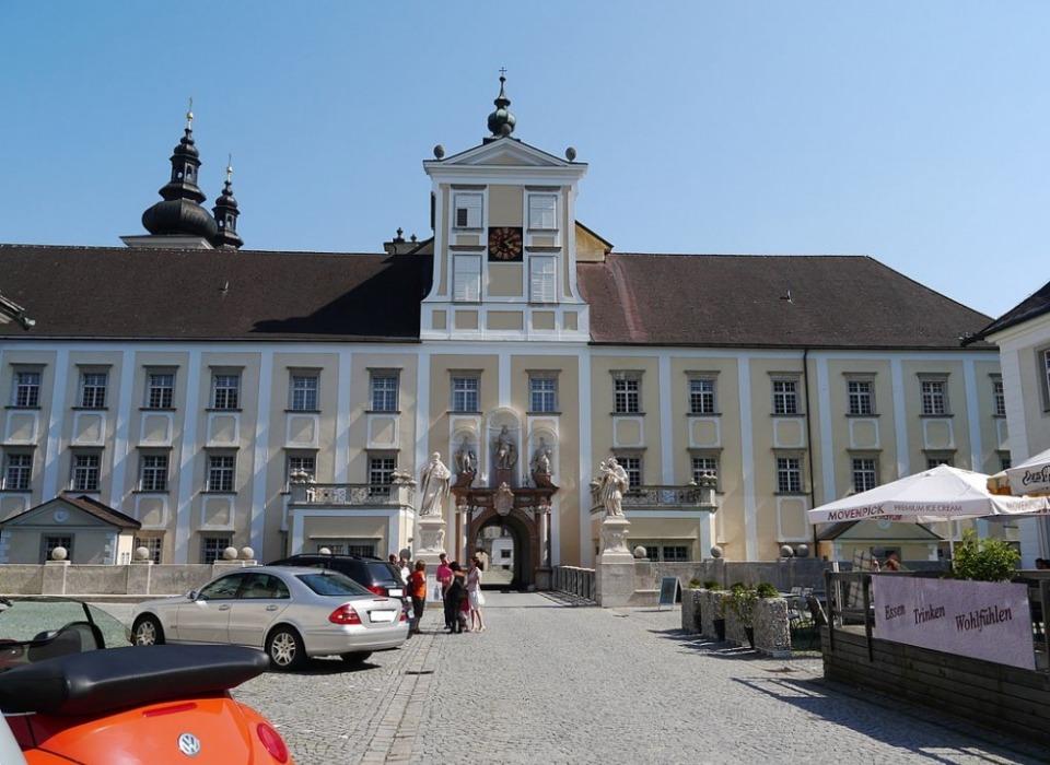 Benediktinský klášter Kremsmunster