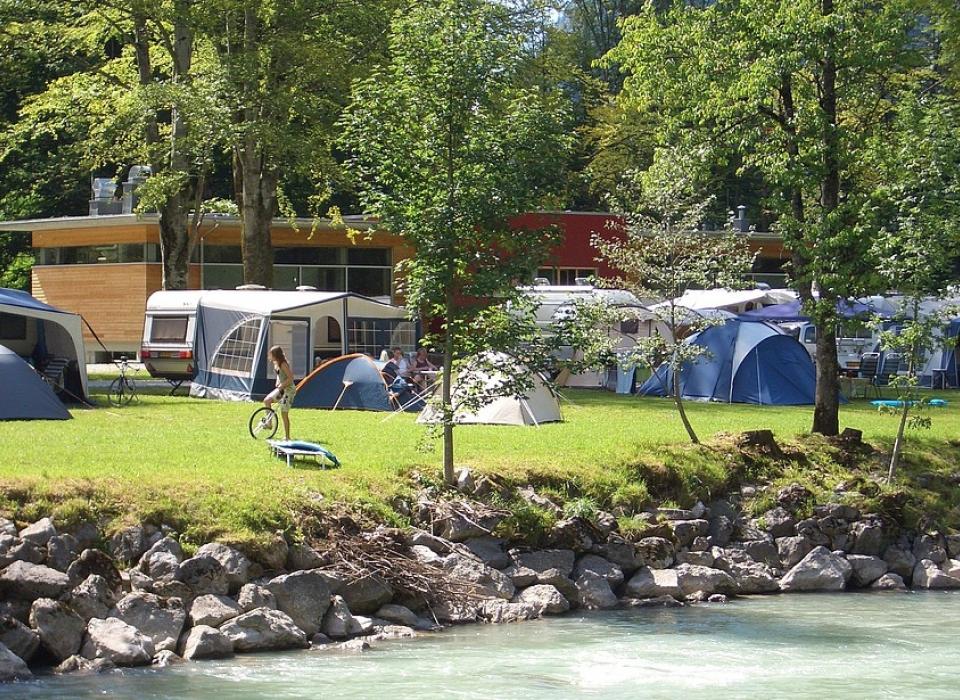 Grubhof camping - celoroční kemping