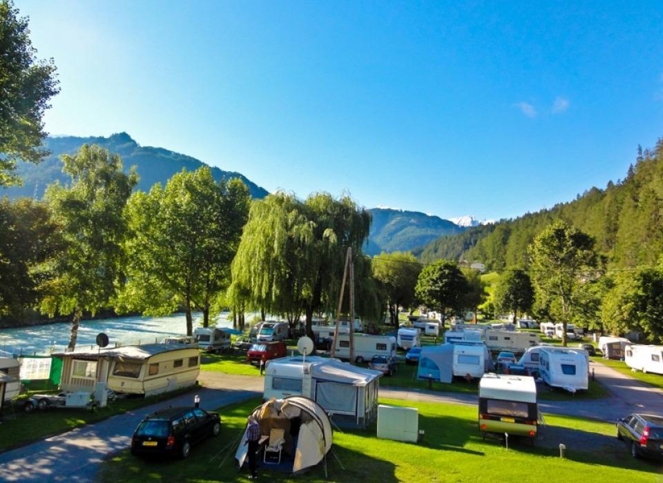 Camping Tyrol Prutz - celoroční kempování