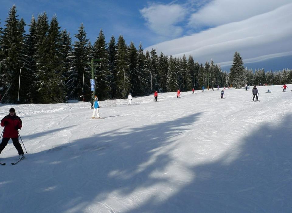 Jánské Lázně - Černá Hora